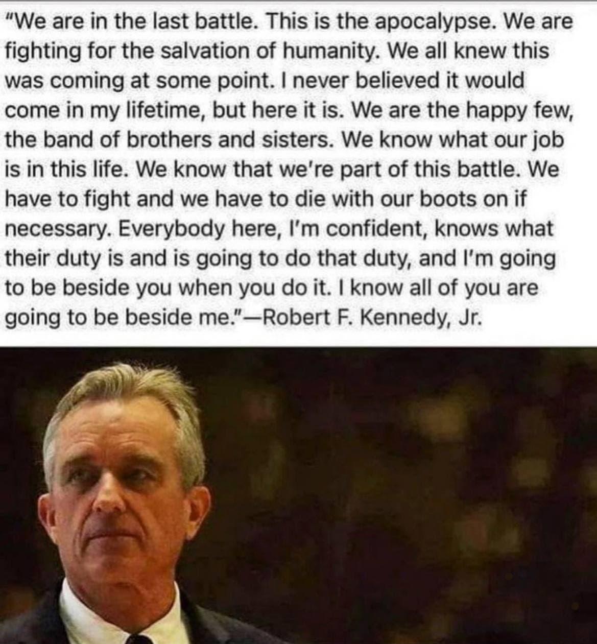 Dr. Robert Kennedy