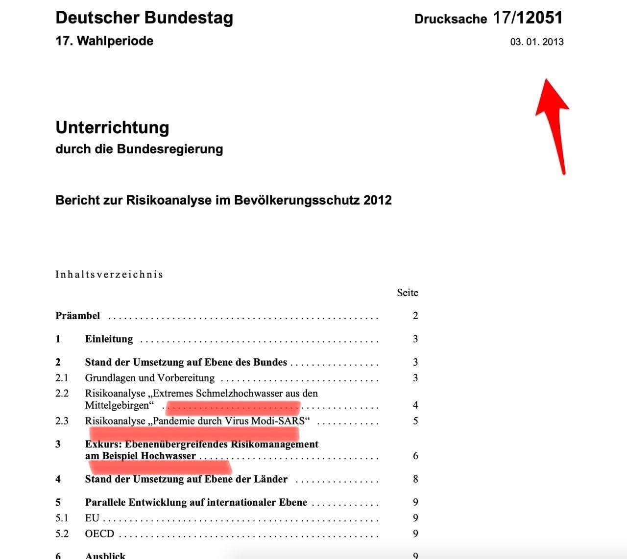 BUNDESTAG 2013: Es stand bereits 2013 fest, was heute alles passieren wird!