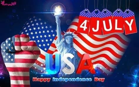 WWG1WGA:TV wünscht allen Patrioten alles gute zum Unabhängigkeits-Tag