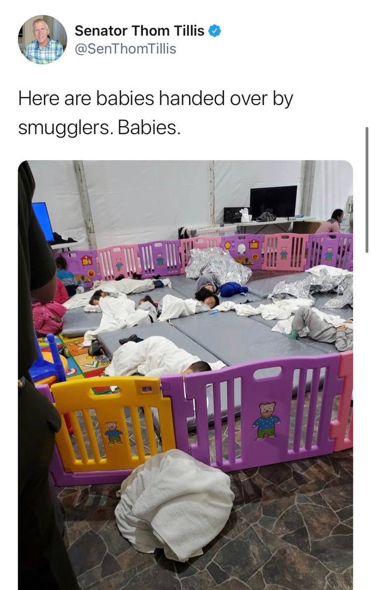 Babyhandel?