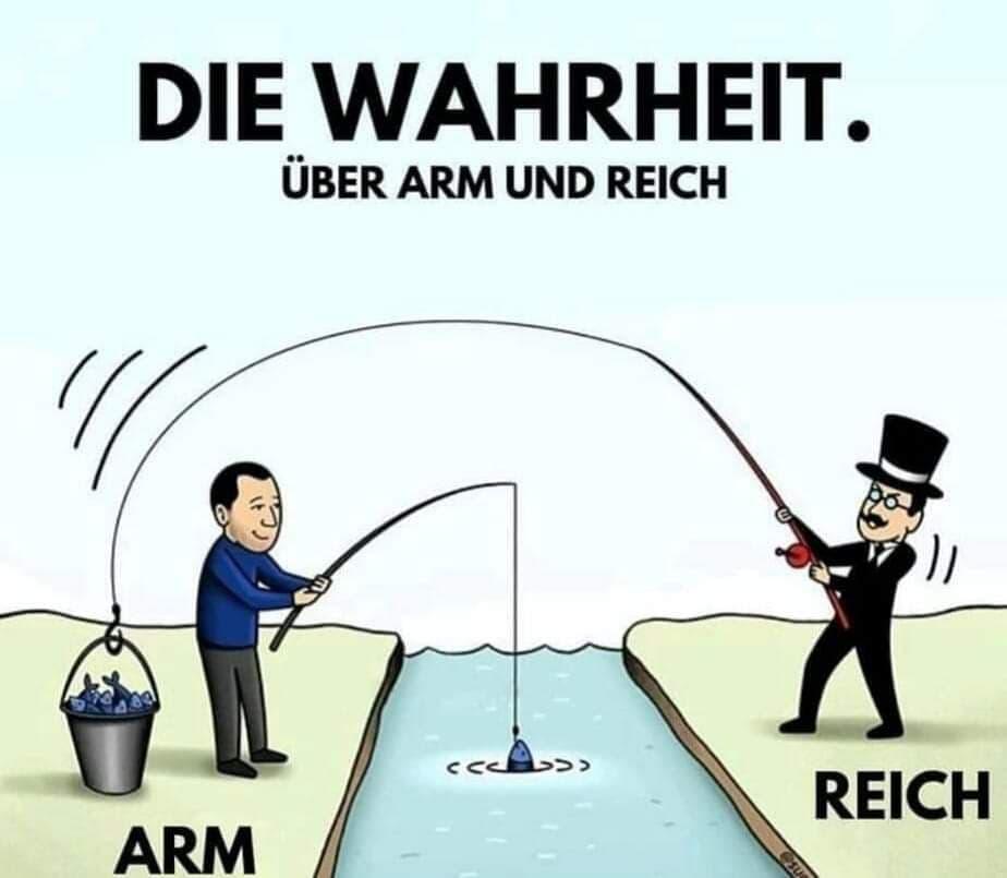 Die Wahrheit über ARM und REICH:
