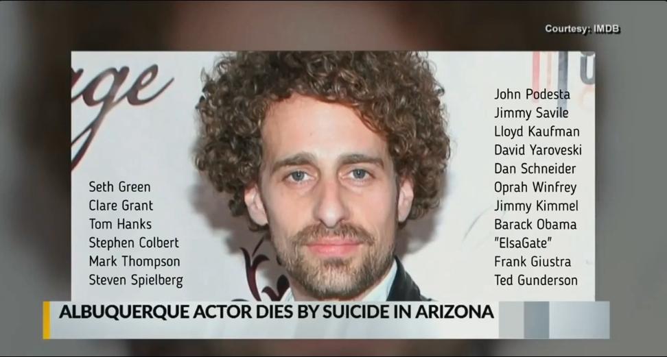 Seth Adkins musste sterben, weil er Namen von Prominenten nannte (Kinderschänder und Pedophile)