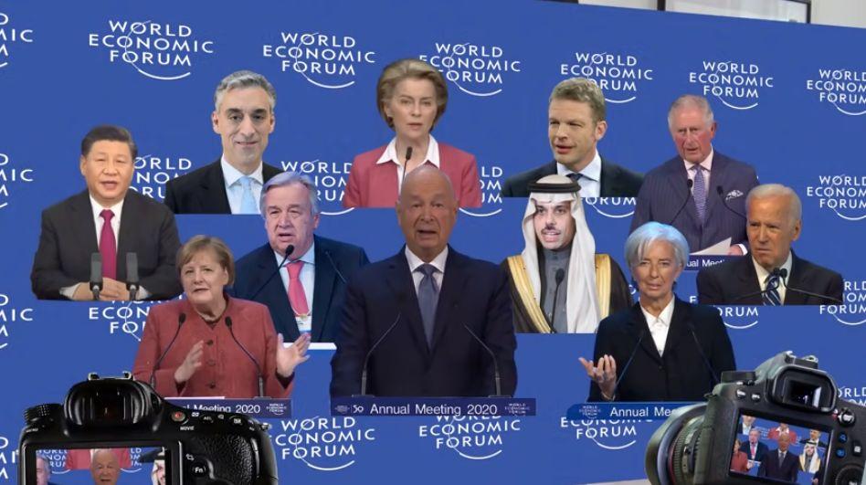 WEF 2021 Singapur statt Davos - World Economy Forum ist aber kein Kaffekränzchen-Country-Club!