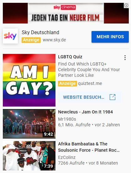 LGTBQ+ - Am I Gay