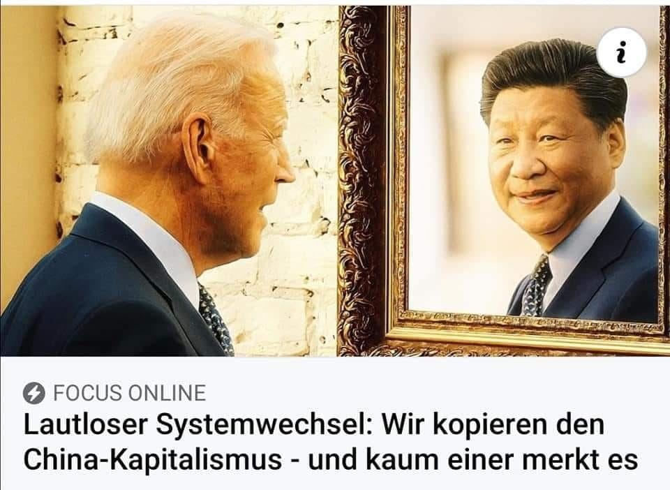 FOCUS: Wir kopieren den China-Kapitalismus - und kaum einer merkt es