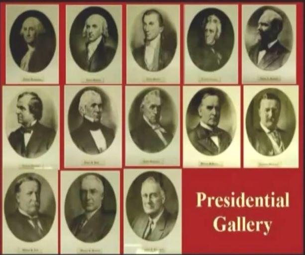 Freimaurer - USA Präsidenten