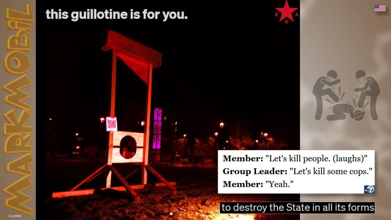 Die Antifa und das Töten