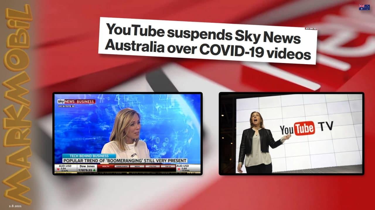 YOUTUBE: Das nächste Zensur-Opfer ist Sky News
