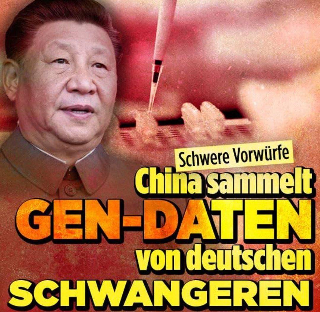 China sammelt Gen-Daten von deutschen Schwangeren