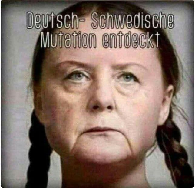 BREAKING: DEUTSCH-SCHWEDISCHE MUTATION ENTDECKT!