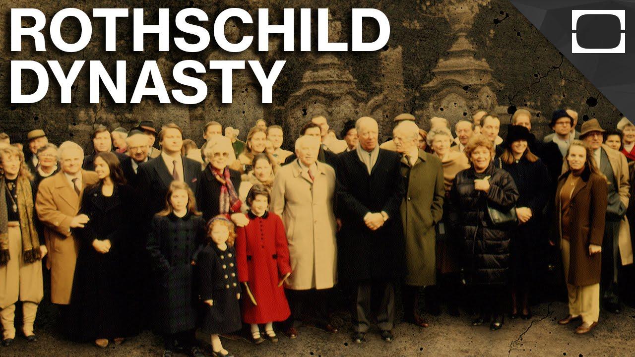 DIE ROTHSCHILD-DYNASTIE (Historie in der Bildbeschreibung)